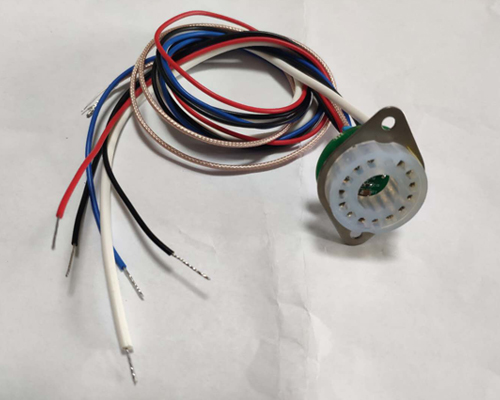 Custom Electric Module for Detector Assemblies