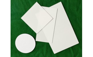 Plastic scintillation SP123 for Alpha Ray Detection