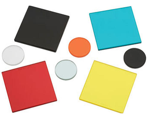 Colored Glass Absorptive Filters