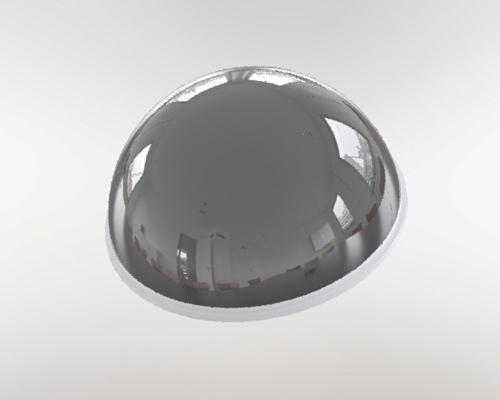 Germanium Domes